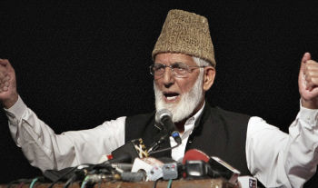 Geelani holds convention in Delhi