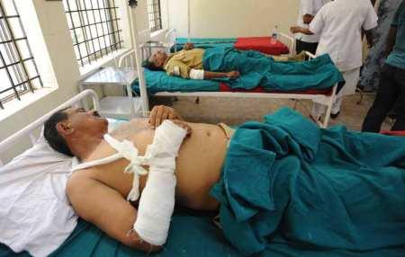 Bangalore blast victims 2013