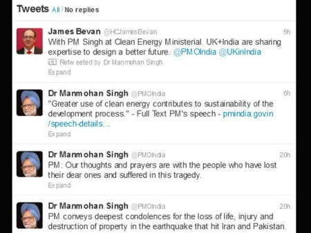 Manmohan-tweets-not-for-India