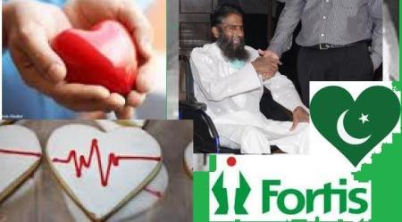 Maulana heart transplanted at Fortis Malar Hspitals.3