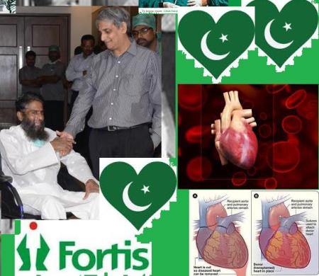 Maulana heart transplanted at Fortis Malar Hspitals.4