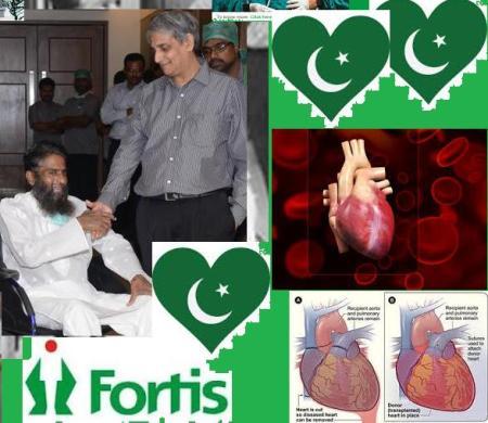 Maulana heart transplanted at Fortis Malar Hspitals.4