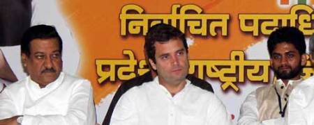 Suraj Takur with Rahul shaven neatly