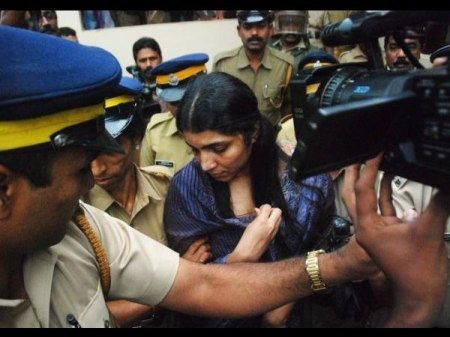 Saritha-S-Nair - arrested