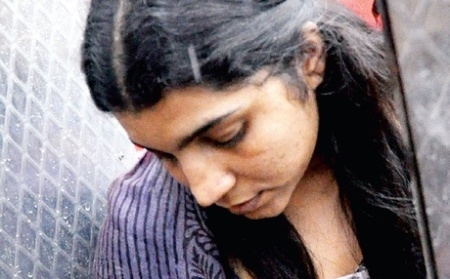 Saritha-S-Nair - IE photo- Solar scam
