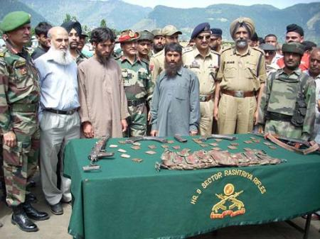 Hizbul Mujahidin surrender in Kishtwar