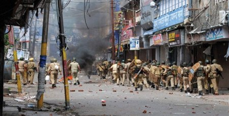 Kishtwar shops burnt.5