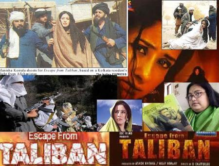 Escape from Taliban-novel-film