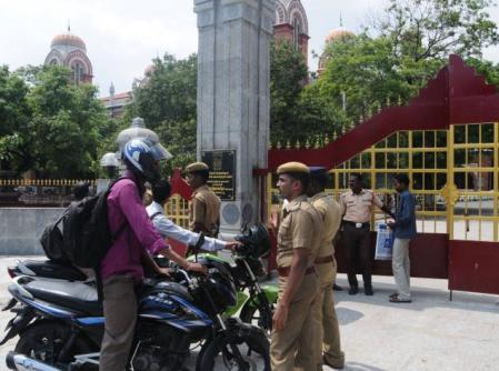 Modi - Madras University visit 18-10-2014