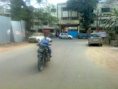 நல்லிகுப்புசாமி விவேகானந்த வித்யாலயா பள்ளி