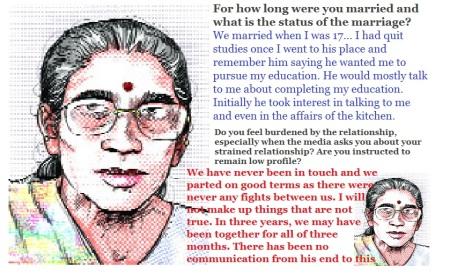 ஜஸோதாபென்னின் நேர்காணல் பிப்ரவரி 2014