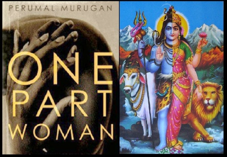 One part woman -Arthanareswara