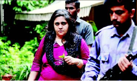 Teesta Setalvad-rioting the riot