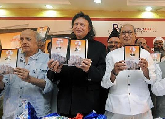Janab Bhatt, Dig - conspiracy-theory- book agaibst RSS