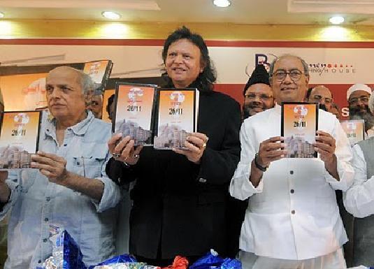 Janab Bhatt, Dig - conspiracy-theory- book agaibst RSS