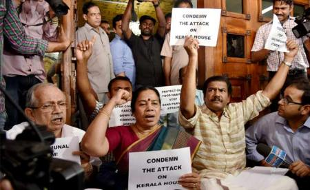 kerala-mps-protest-outside-kerala-house-NDTV photo