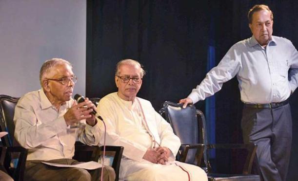 M K Narayana, S C Chandrahasan, N Ram - 04-11-2015
