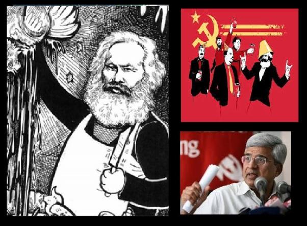 Marxist beef eating propaganda