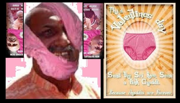 Pink panty Muthalik 2009.2