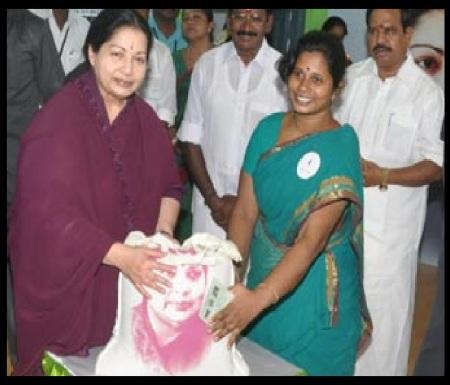 அம்மா அர்சி - 2016 தேர்தல்
