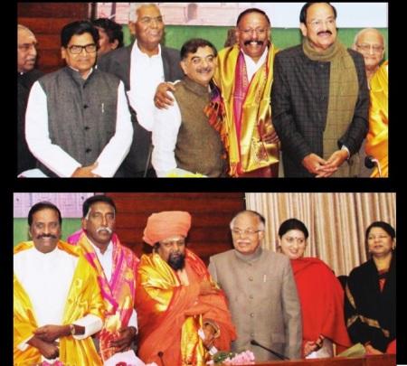 முத்துக்குமாரசாமி தம்பிரான், திருக்குறள், பிஜேபி, தருண் விஜய்