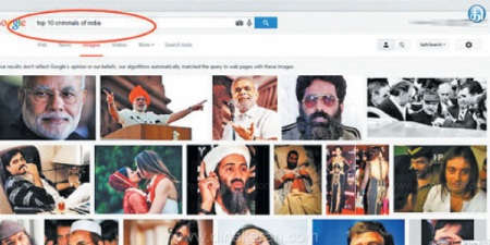 Top ten criminals of India - google