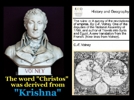 C.F.C. Volney - Christos from Krishna