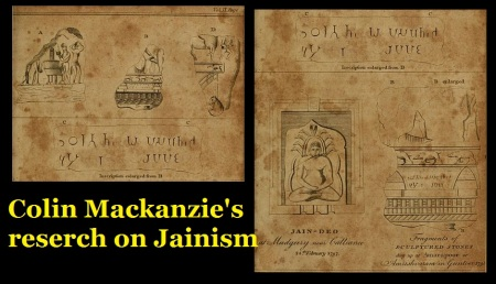 Colin Mackanzies reserch on Jainism