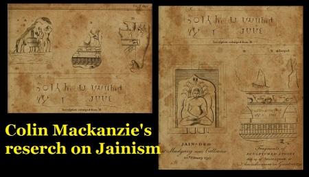 Colin Mackanzies reserch on Jainism