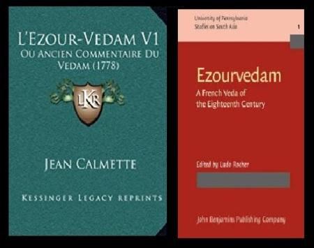 ezoure-Vedam - Jean Calmette and Ludo Rocher