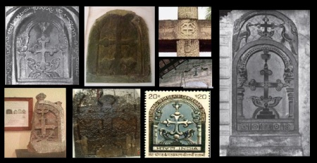 Many crosses found prove the forged-manufactured ones