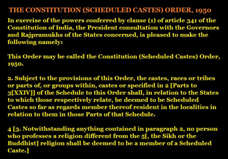 the-constitution-scheduled-castes-order-1950