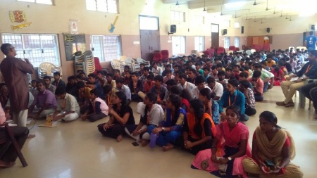 ABVP 2018 conference.audience.Nambi.narayanan