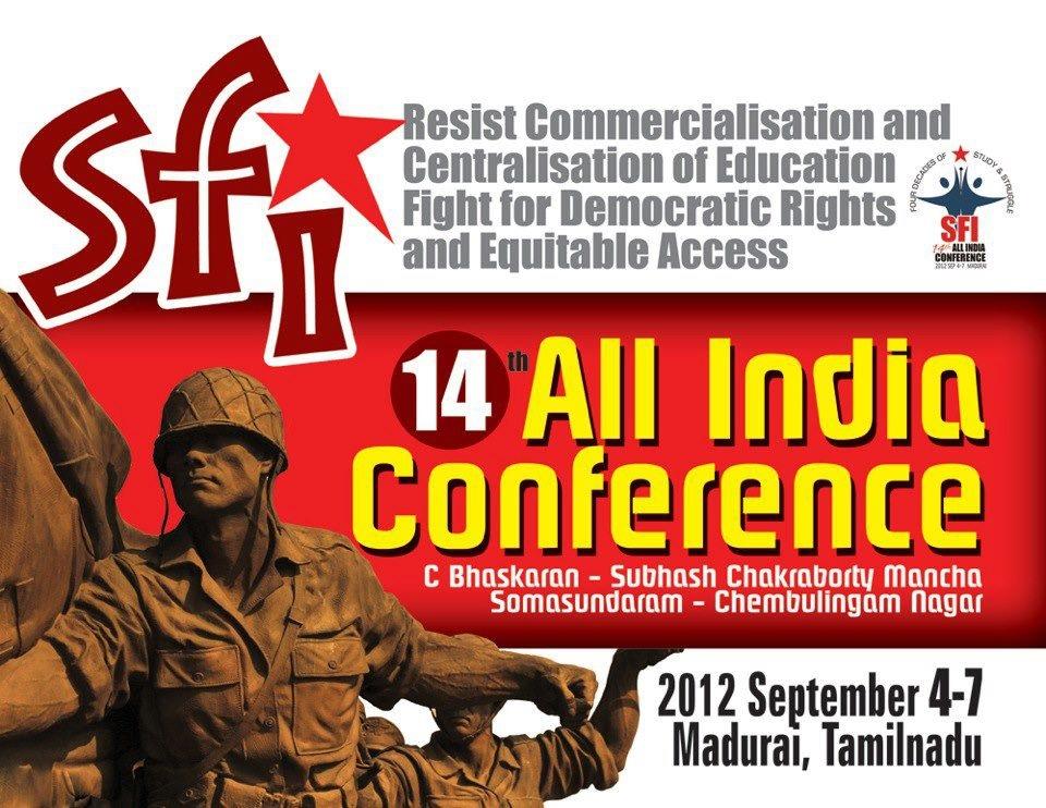 SFI conference