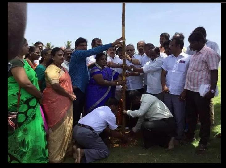 VGP resort chosen by Tamilisai-2