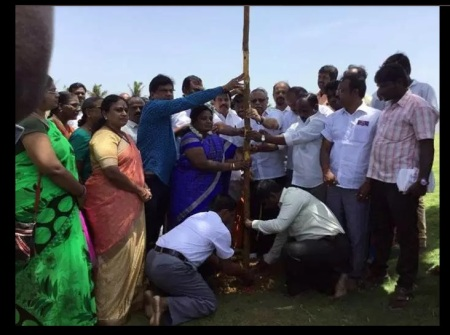 VGP resort chosen by Tamilisai-2