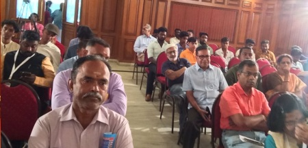 Pondy Lit Fest -audience