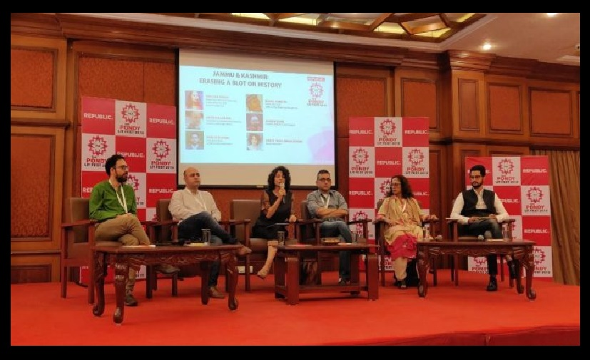 Pondy Lit Fest shows India's Right-wing has more disagreements within-photo